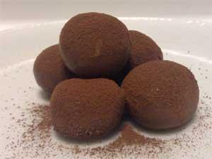 超簡単 チョコトリュフ!! : 簡単手作りチョコレシピのまとめ ...