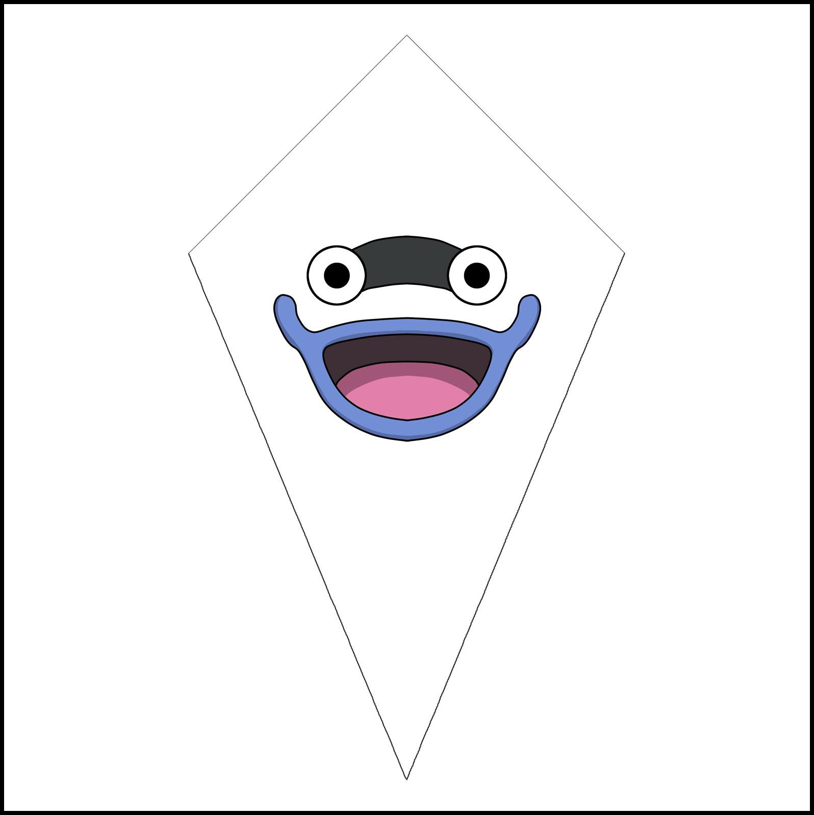 すべての折り紙 折り紙 妖怪 : 妖怪ウォッチのウィスパーを ...