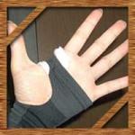 手首や指の腱鞘炎の治し方!サポーターやストレッチ方法について