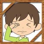目やにが多いのは風邪や鼻水が原因?子供への対処法は?