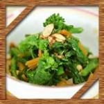 菜の花の簡単人気レシピ!パスタや炒め物にお弁当にも使えます
