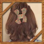 小学校の卒業式・女子の髪型!ショートヘアを簡単可愛くアレンジ!
