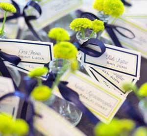 結婚式の席札メッセージ・上司や恩師へ