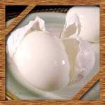 ゆで卵の簡単なむき方にコツ!3秒で綺麗にむく裏技動画など紹介