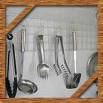 賃貸やワンルームのキッチン壁面収納アイデア!100均を有効活用!