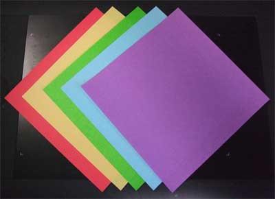 折り紙の 折り紙バラ折り方簡単平面 : nichijou-kissa.com