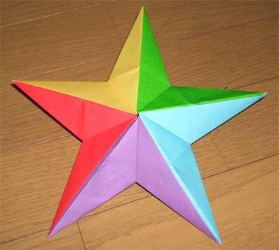 クリスマス 折り紙 簡単な折り紙 花 : nichijou-kissa.com