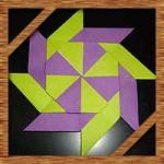 折り紙で手裏剣の簡単な折り方!8枚で変形する作り方を紹介!