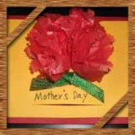 母の日のプレゼント!手作り簡単カードの作り方・小学生幼稚園の子供向け