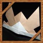 折り紙の兜の折り方!端午の節句に簡単かっこいい作り方を紹介!