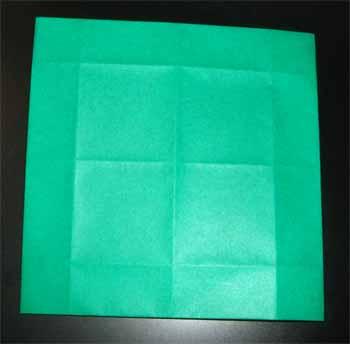 折り紙の 折り紙 クローバー 折り方 : nichijou-kissa.com