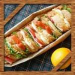 ピクニックお出かけにお外用サンドイッチのお弁当!簡単人気レシピ♪
