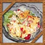 インサラータ・フリッタータの作り方!食戟のソーマレシピを再現