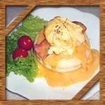 女王のエッグベネディクトの作り方!食戟のソーマえりなのレシピを再現