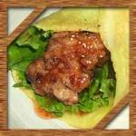 食戟のソーマ※すみれ印の唐揚げロールの作り方!料理レシピを再現