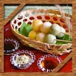 月見団子の関東関西風簡単人気レシピ!保育園向けうさぎ団子の作り方