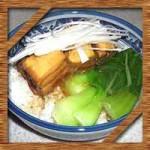 食戟のソーマのトンポーローカレー丼の作り方!肉魅のレシピを再現