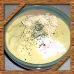 食戟のソーマ白のポタージュカレーうどんの作り方!丸井のレシピ再現