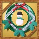 クリスマス飾りオーナメントを簡単工作!100均紙皿で手作り