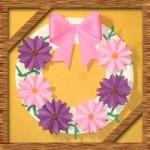 コスモスの壁面飾り花束の作り方!画用紙や折り紙で簡単に手作り