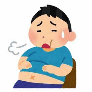 下痢 スルメ食べ過ぎ