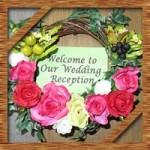 結婚式のウェルカムボード100均手作りアイデア!簡単可愛い作り方