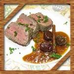 鹿もも肉の炭火焼き(栗のソース)の作り方!食戟のソーマレシピを再現!