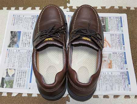 きつい革靴を簡単に伸ばす、広げる方法!親指や小指が痛い時の